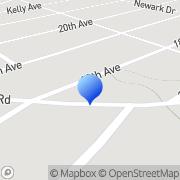 Map Richie's Boat Hauling Brick Township, United States