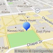 Map Sheldon I Boyarsky Princeton, United States