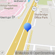 Map Manara, Louis R, Do - Center For Reproductive Voorhees, United States