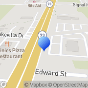 Map Patrick Lucy - Auto Lenders Voorhees, United States