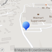 Map Rent-A-Center North East, United States