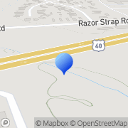 Map Cecil County Dragway North East, United States