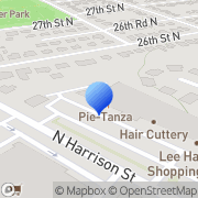 Map Live in Place Arlington, United States
