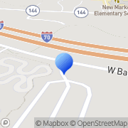 Map Adventure Park USA New Market, United States