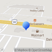 Map Rent-A-Center Chambersburg, United States