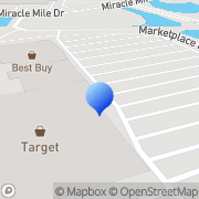 Map Deb Shops Rochester, United States