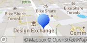 Map Sasha Jacob Toronto, Canada
