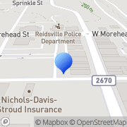 Map J Michael Fargis & Assoc Reidsville, United States