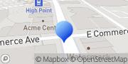 Map  Bulk Cheap Ammo High Point, United States