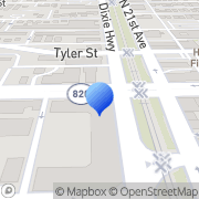Map Dynamic Removal Services Hollywood, United States