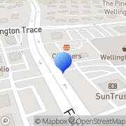 Map Nutinfits Wellington, United States