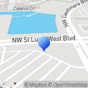 Map InsurPro Insurance Agency, Inc Port Saint Lucie, United States