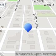 Map Therm-O-Tane Propane Gas & Appliances Sanford, United States