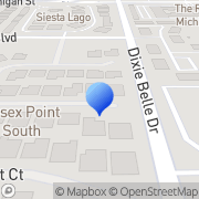 Map Black Widow Sports Orlando, United States
