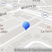 Map Camen Behavioral Service LLC Casselberry, United States