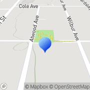 Map EHRE NORTH Mobile Welding Akron, United States