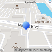 Map Engle Dentistry Naples, United States