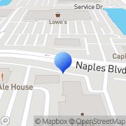 Map Naples CenturyLink Store Naples, United States