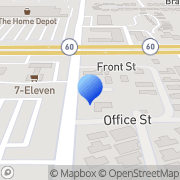 Map Brandon Trailer Park Brandon, United States