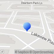 Map Pemco Thermal Inc Worthington, United States