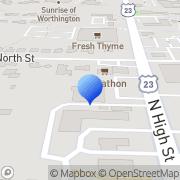 Map Turner Travel and Tours Worthington, United States