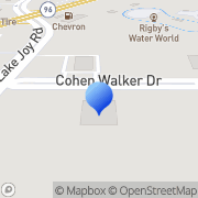Map Acoustical Floors Warner Robins, United States