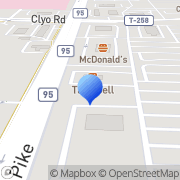 Map Monarch Dental Centerville, United States