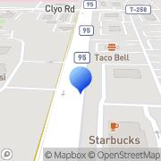 Map Miracle-Ear Ctr Dayton, United States