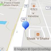 Map Sunbelt Rentals Centerville, United States