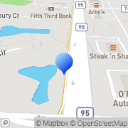 Map Blind Spot Dayton, United States