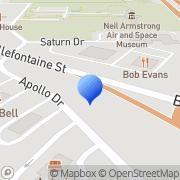 Map Travel Centers Of America Wapakoneta, United States