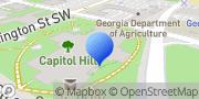 Map Kale Me Crazy Atlanta, United States