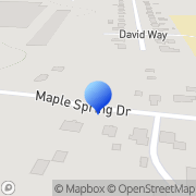 Map Maplewood Kennels Inc Louisville, United States