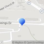 Map TenderCare Pediatrics Louisville, United States