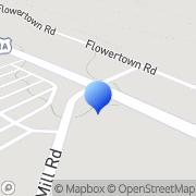 Map Locke, C Michael, Md - C Michael Locke Plc Tullahoma, United States