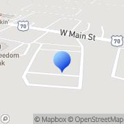 Map Vanderbilt Wilson County Hospital Sleep Disorders Center Lebanon, United States