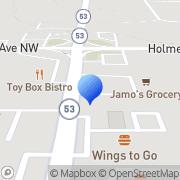 Map D J's Jewelry & Loan Huntsville, United States