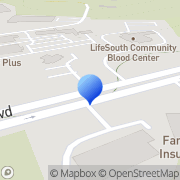Map Family Practice Of Madison Madison, United States