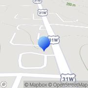 Map Overhead Door Nashville, United States