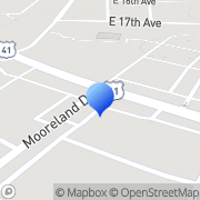 Map BANK OF AMERICA ATM Springfield, United States