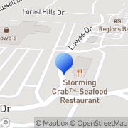 Map Furnish 123 Clarksville, United States