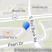 Map Great One Divine Evansville, United States