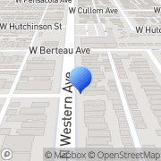 Map Ultimate Sports Apparel Chicago, United States