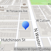 Map Chicago Carstar Chicago, United States