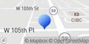 Map Discount Dumpster Rental Oak Lawn, United States