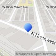 Map John's Import Foods Chicago, United States
