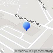 Map Trumpet Behavioral Health Park Ridge, United States