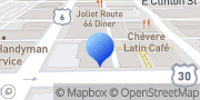 Map Discount Dumpster Rental Joliet, United States
