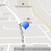 Map Farmers Insurance Group Mobile, United States
