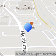 Map Port City Glass & Mirror Inc Mobile, United States